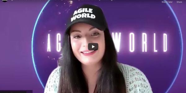 Agile World S2 E4 Sabrina C E Bruce and Karl Smith talk with Giles Lindsay about Agile
