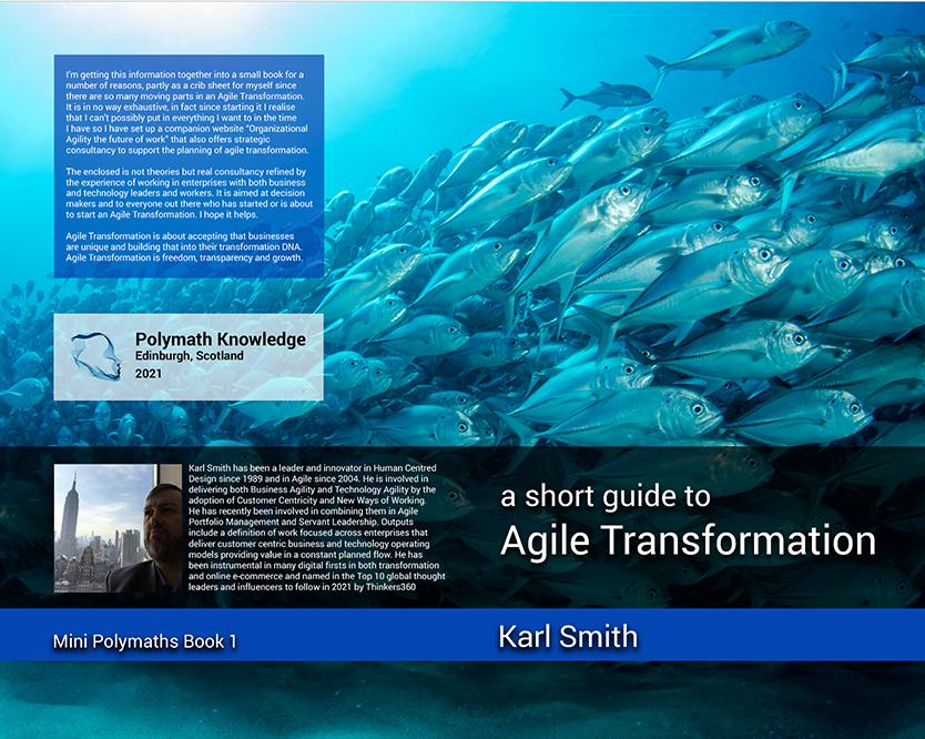 Agile World agile transformation book