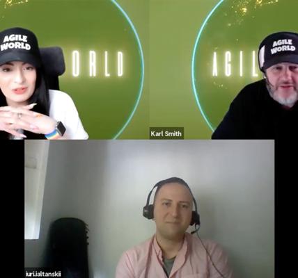 Interviewing Yury Ialtanskii on Agile World