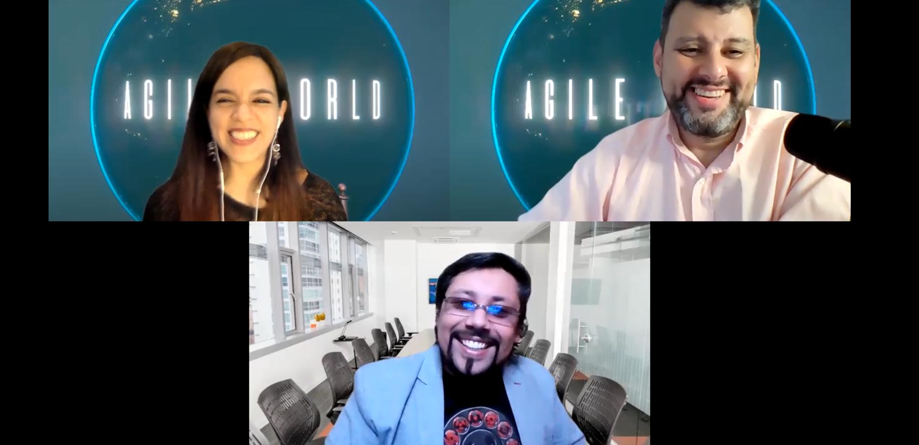 Agile World en Español Alexis Hidalgo, de Chile