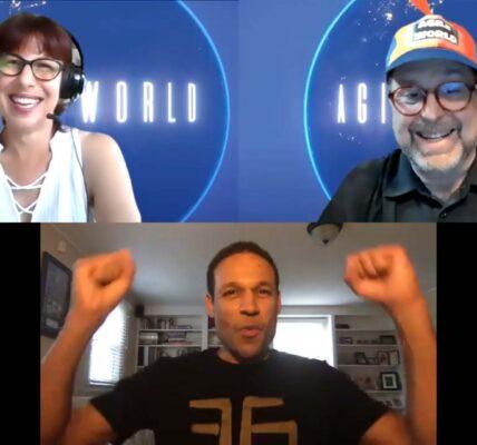 Agile-World.news Jason Hall, Steve Moubray, Cynthia Kahn